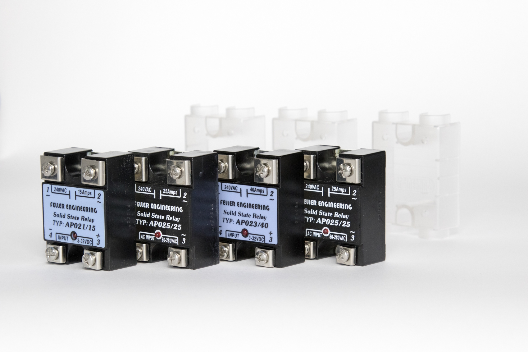 Solid State Relays Feller Engineering Gmbh Relay Working It Allows Very Fast Switching Operations And Thus Enables The Full Utilisation Of Art Technology Microprocessor Controlled Temperature